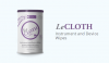 Le Cloth Instrument & Device Wipes (Starter Kit)