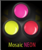 Neon Gel Paints (N1, N2 & N3)